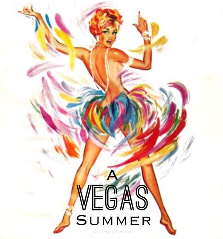 vegas summer cover